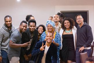 Afrocolombianos y afrocolombianas cantan a la paz de Colombia: Te Venimos a Cantar.