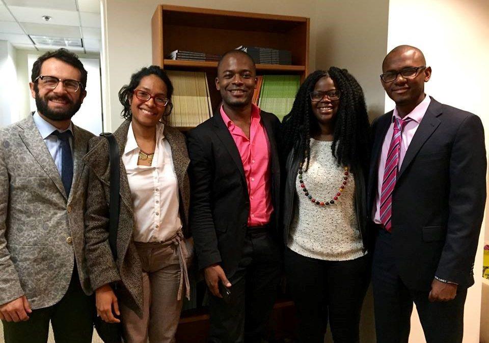 Audiencia CIDH discriminación en población afrodescendiente en Colombia