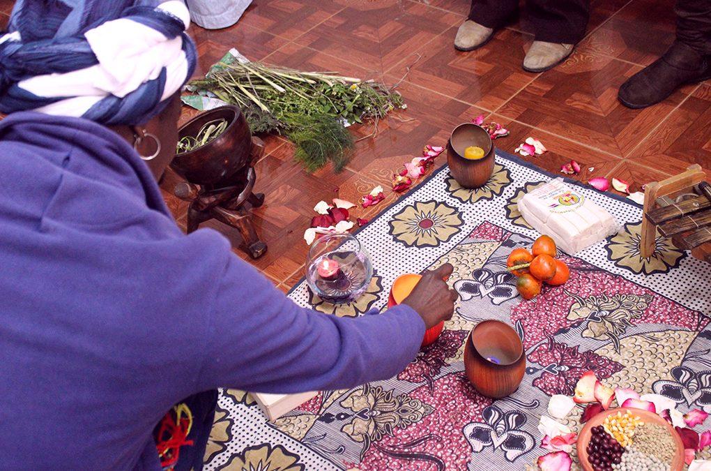Tejiendo Caminos de paz, Mujeres CNOA -2018