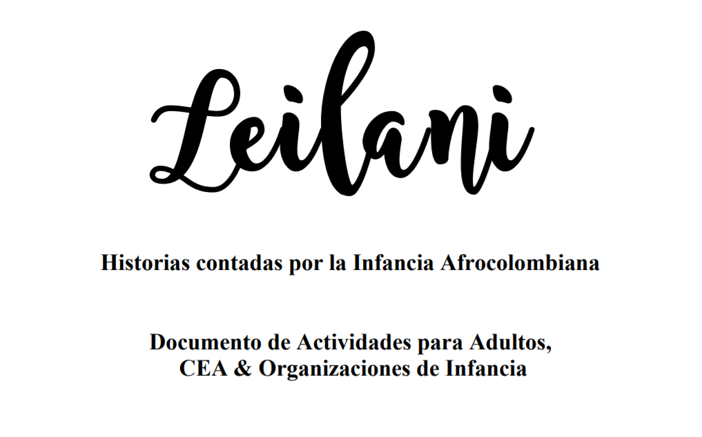 Leilani, actividades pedagógicas de acompañamiento al E-Book