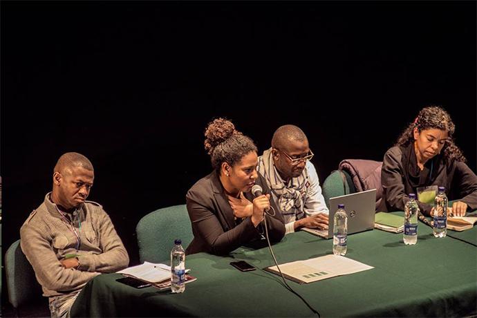Ponencia: Fortalecimiento de Afroemprendedores Creadores de Paz