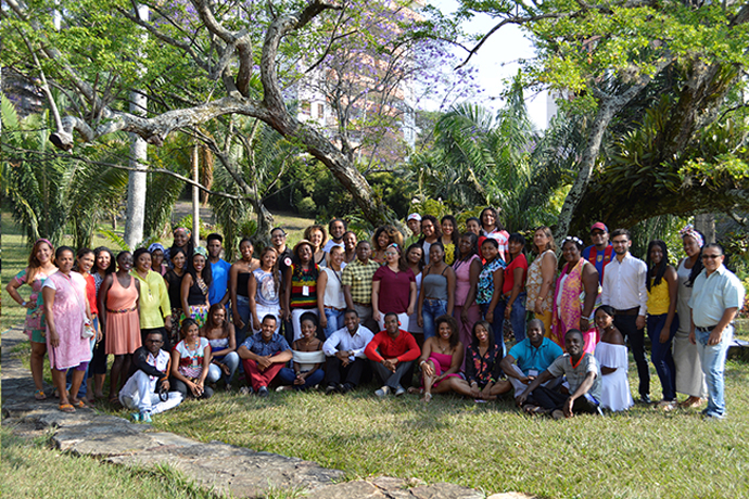 II Encuentro Afroemprendedores creadores de paz
