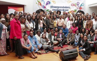 Afroemprendedores creadores de Paz