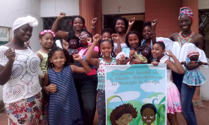 Encuentros Locales con la Infancia Afrocolombiana