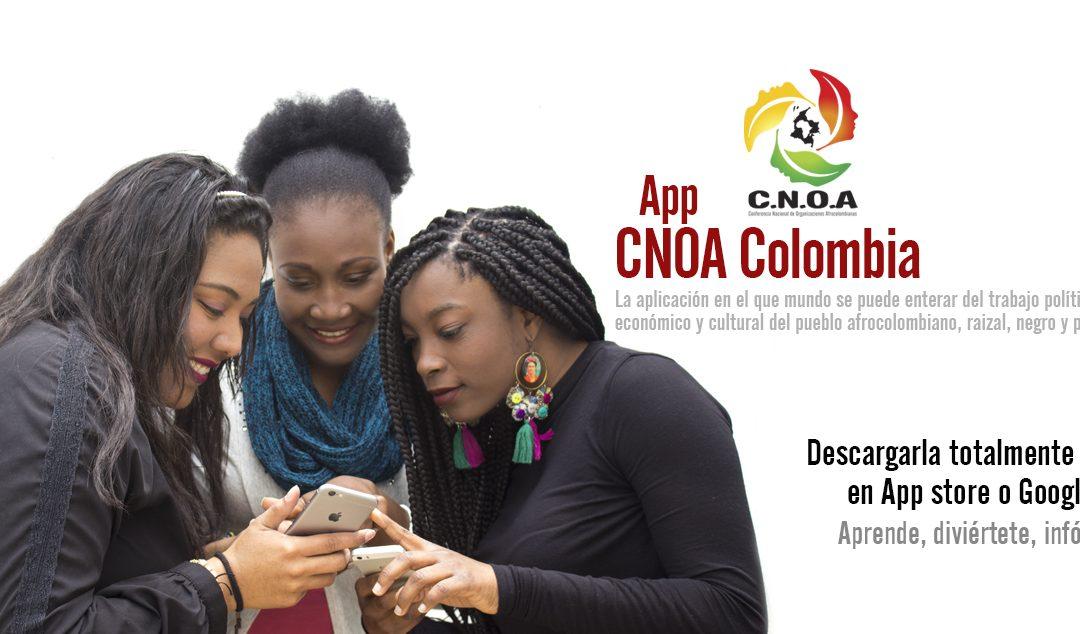 aplicación gratuita sobre el pueblo afrocolombiano