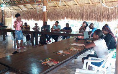 Encuentro Territorial de formación Jóvenes líderes Afrocolombianos Minga CNOA Urabá –Darién.