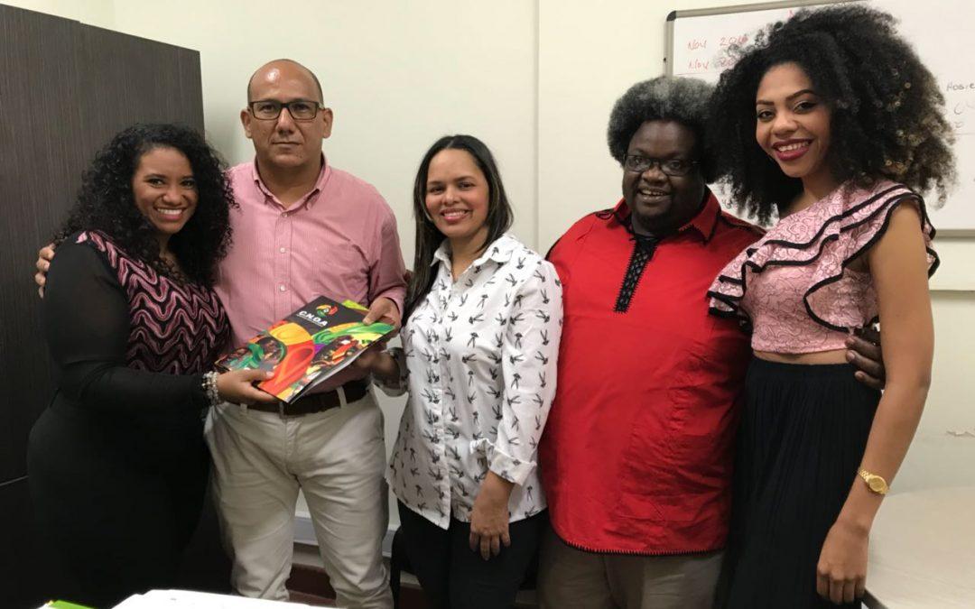 CNOA y Universidad del Magdalena trabajan por los afrocolombianos