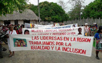 Minga CNOA Córdoba destaca el trabajo de las mujeres negra e indígena de la región