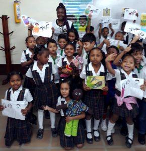 Leilani historias contadas por la infancia afrocolombiana en la I.E. Luis Carlos Galán Sarmiento
