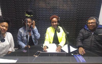 Huellas de Africanía, el espacio radial que invita al debate y la reflexión!