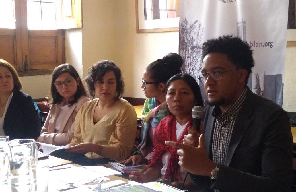 CNOA denuncia la violación de derechos humanos en Colombia