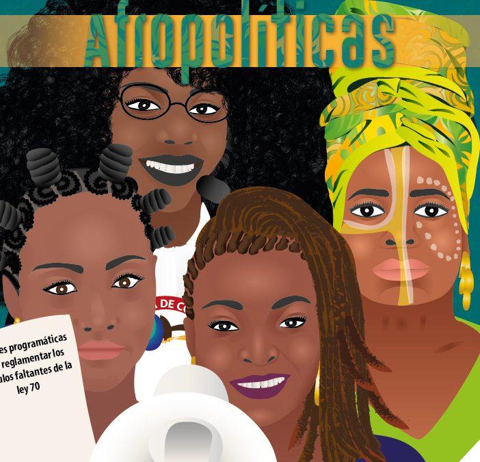 diplomado afropolíticas Liderazgo y Participación Política de las mujeres afrocolombianas.