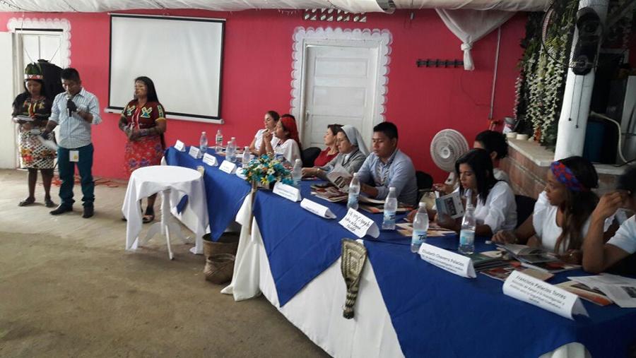 actividades enmarcadas en el mes de la mujer, las cuales se realizaron con la participación de las etnias indígena Embera y afro del municipio