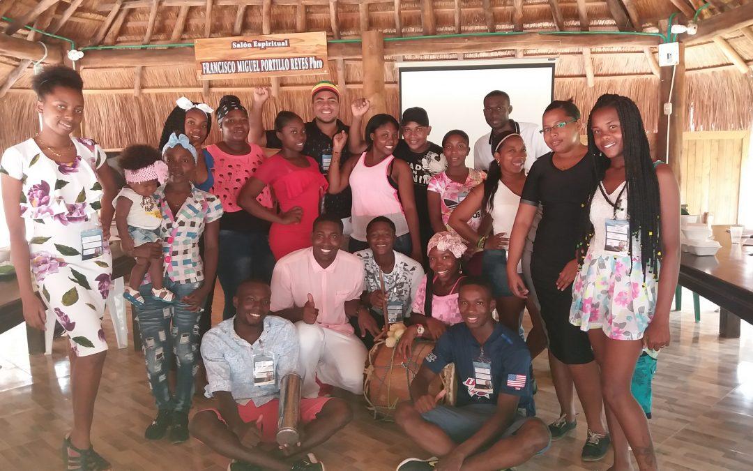 Réplica del proceso: Jóvenes líderes afrocolombianos