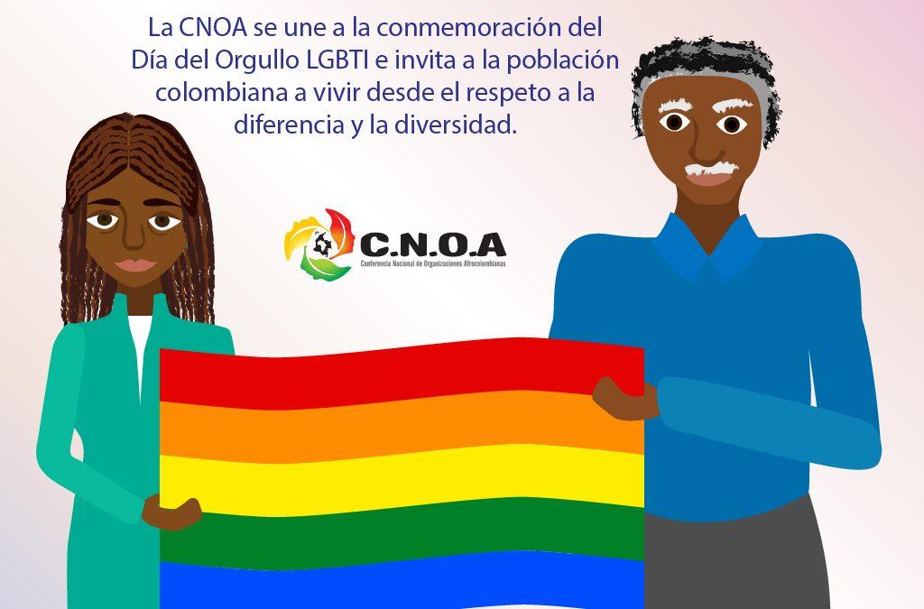 Decálogo por los Derechos de la Comunidad LGBTI-AFRO