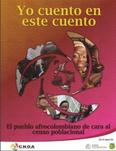 textos y materialpedagógico diplomado Yo cuento en este cuento, el pueblo afrocolombiano de cara al censo poblacional