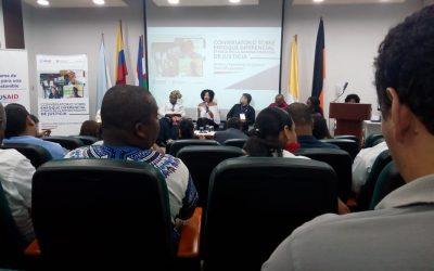 Justicia propia afrocolombiana