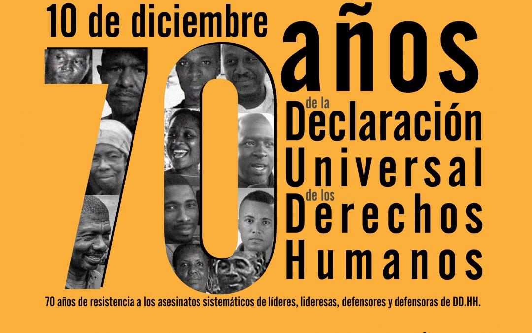 Defendamos la equidad, la justicia y la dignidad humana