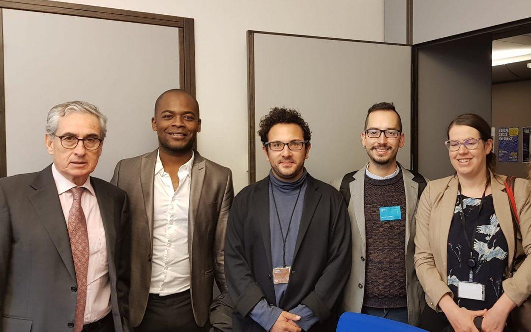 La CNOA participa en el dialogo político de la Organización Internacional para los Derechos Humanos – OIDHACO