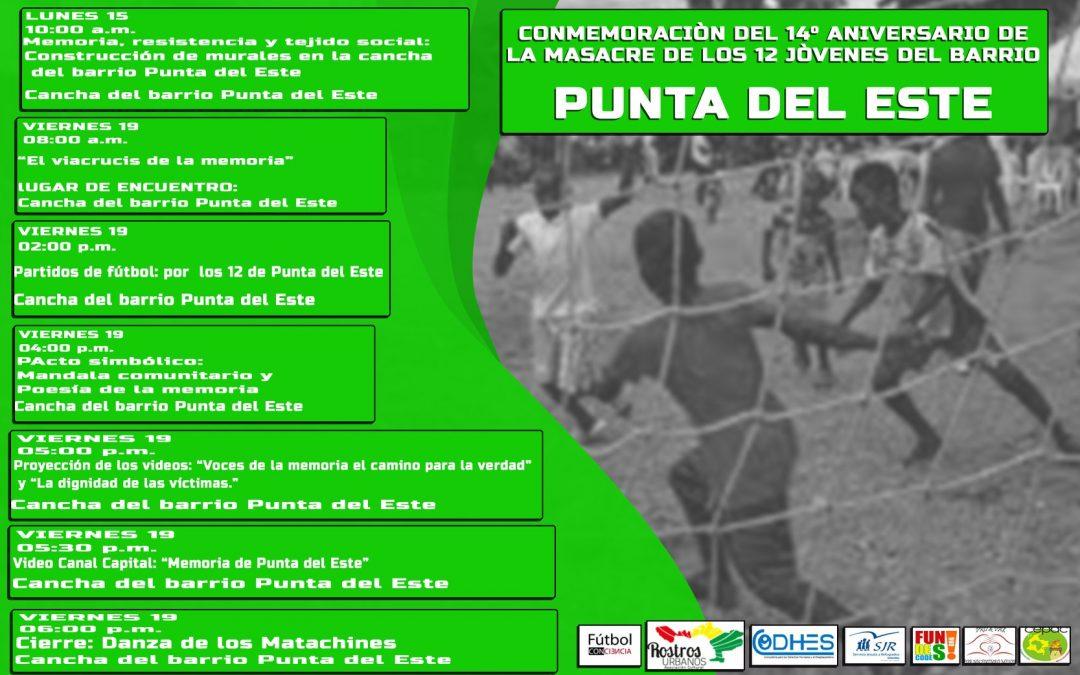 Buenaventura transforma y conmemora el 19 de abril