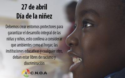 Top 5 contra el racismo y la discriminación: Las niñas y niños afro hablan
