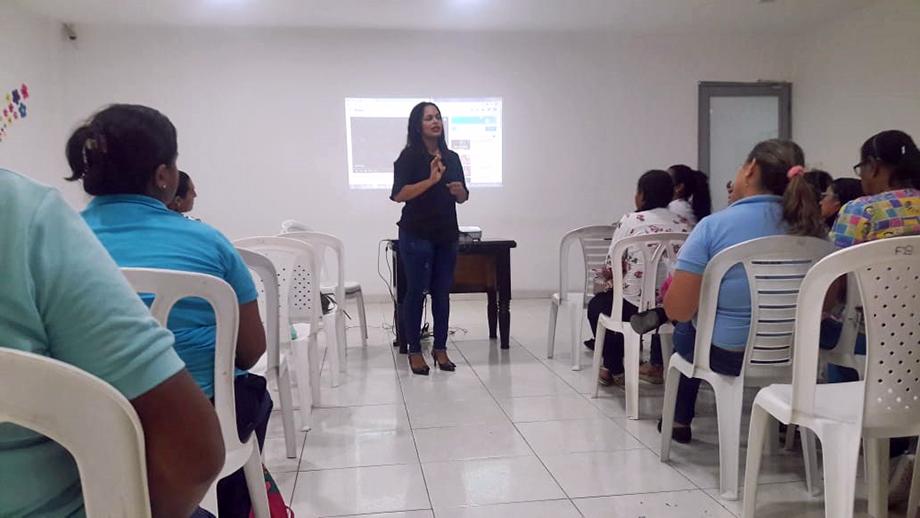 La Minga C.N.O.A Magdalena participa de estrategias para la inclusión del enfoque étnico con funcionarios públicos.