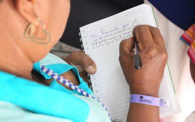 Organizaciones afrocolombianas entregan informes ante Sistema Integral de Verdad, Justicia, Reparación y No Repetición