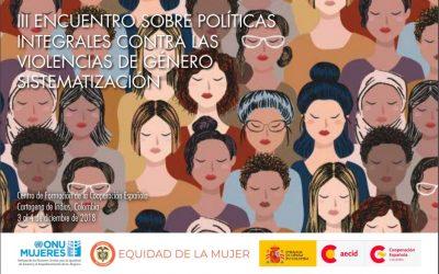 III Encuentro Sobre Políticas Integrales Contra Las Violencias De Género Sistematización