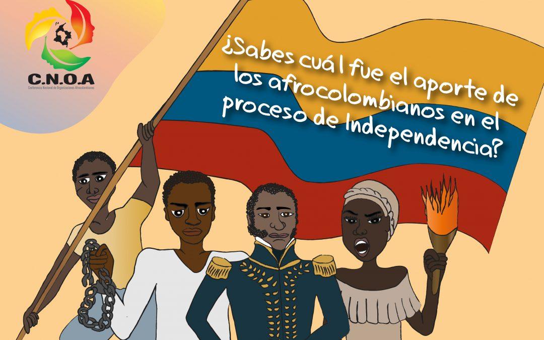 Desmitificando el Bicentenario: realidades y aportes afrocolombianos
