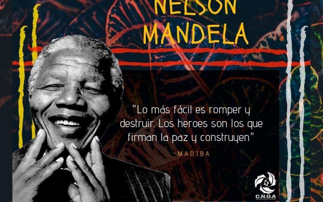 Nelson Mandela: un referente de liderazgo para el Pueblo Afrocolombiano
