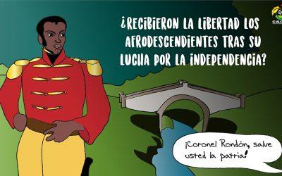 Desmitificando el Bicentenario: la lucha por la libertad.