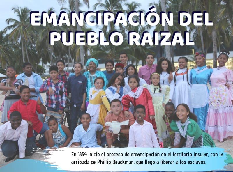 Conmemoración de la Emancipación del Pueblo Raizal
