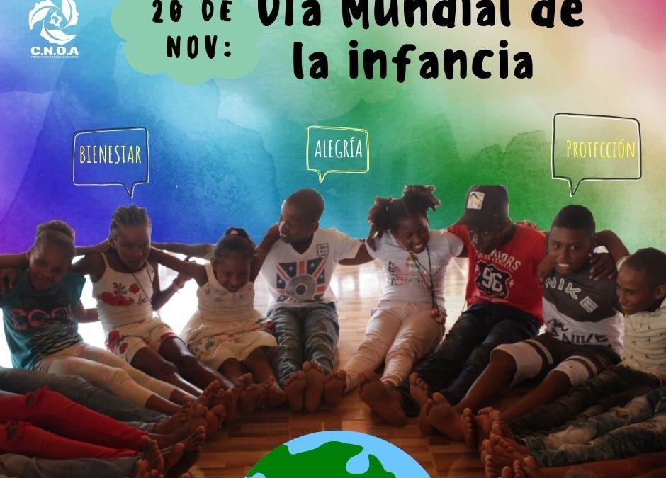 20 De Noviembre Día Mundial de la Infancia
