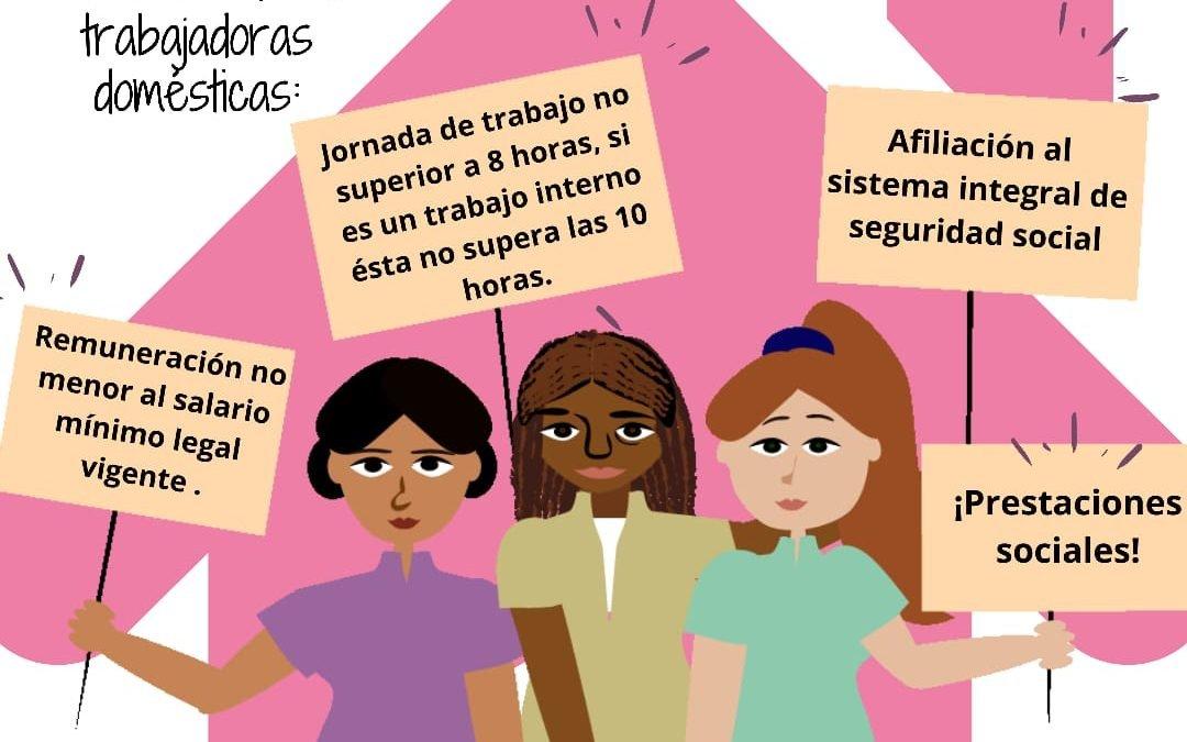 Día Internacional de los derechos de las trabajadoras del hogar