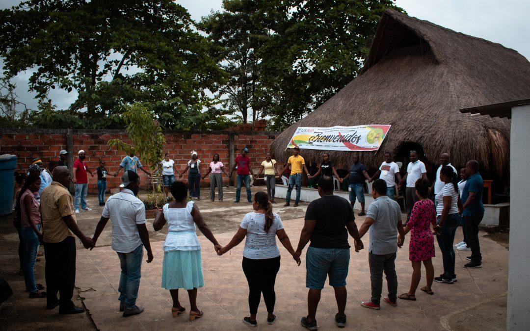 La Guardia Cimarrona, experiencia que inspira a los Consejos Comunitarios de Urabá