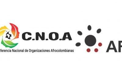 ORGANIZACIONES AFROCOLOMBIANAS PRESENTARON TUTELA CONTRA EL DANE POR REDUCCIÓN DE POBLACIÓN AFRODESCENDIENTE EN EL CENSO DE 2018